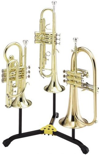 types of trumpets