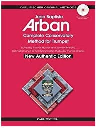 The Arban Complete Conservatory Method For Trumpet