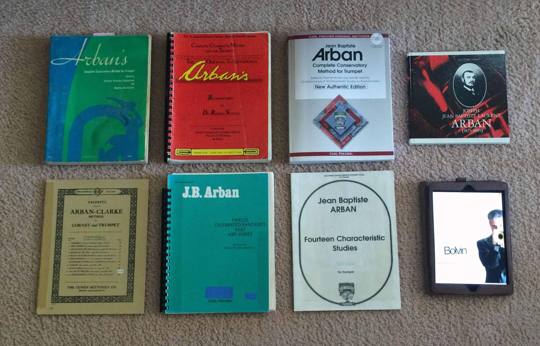 best trumpet method books for beginners