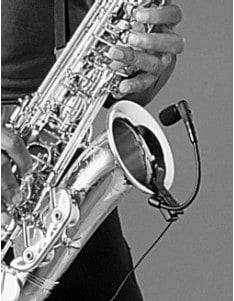 shure beta 98 saxophone