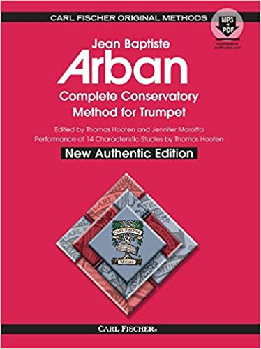 """The Arban"" Complete Conservatory Method for Trumpet"