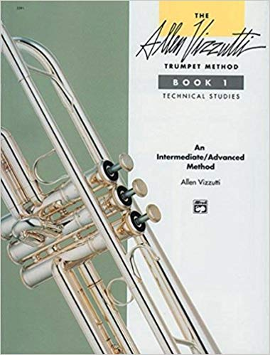 The Allen Vizzutti Trumpet Method Book (Book No. 1)